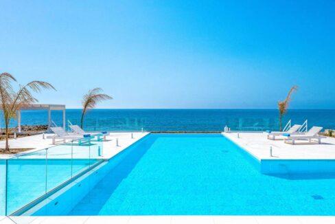Seafront Villa for Sale Paros Greece, Beachfront Property Paros Cyclades