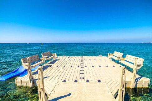Seafront Villa for Sale Paros Greece, Beachfront Property Paros Cyclades 4