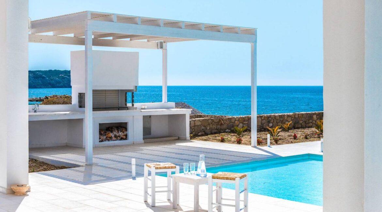 Seafront Villa for Sale Paros Greece, Beachfront Property Paros Cyclades 5