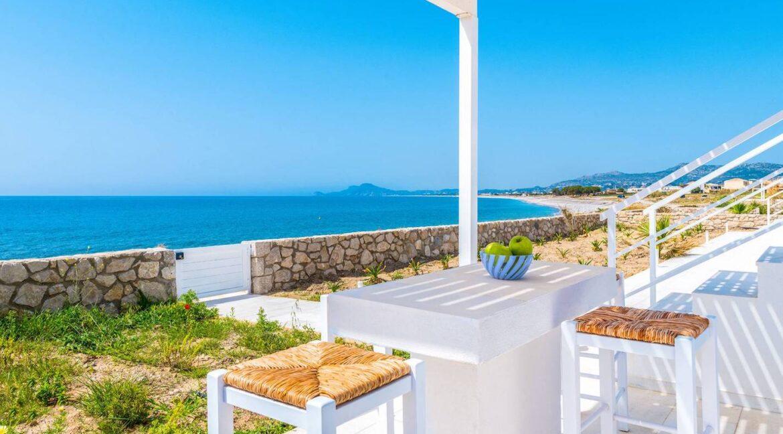 Seafront Villa for Sale Paros Greece, Beachfront Property Paros Cyclades 6