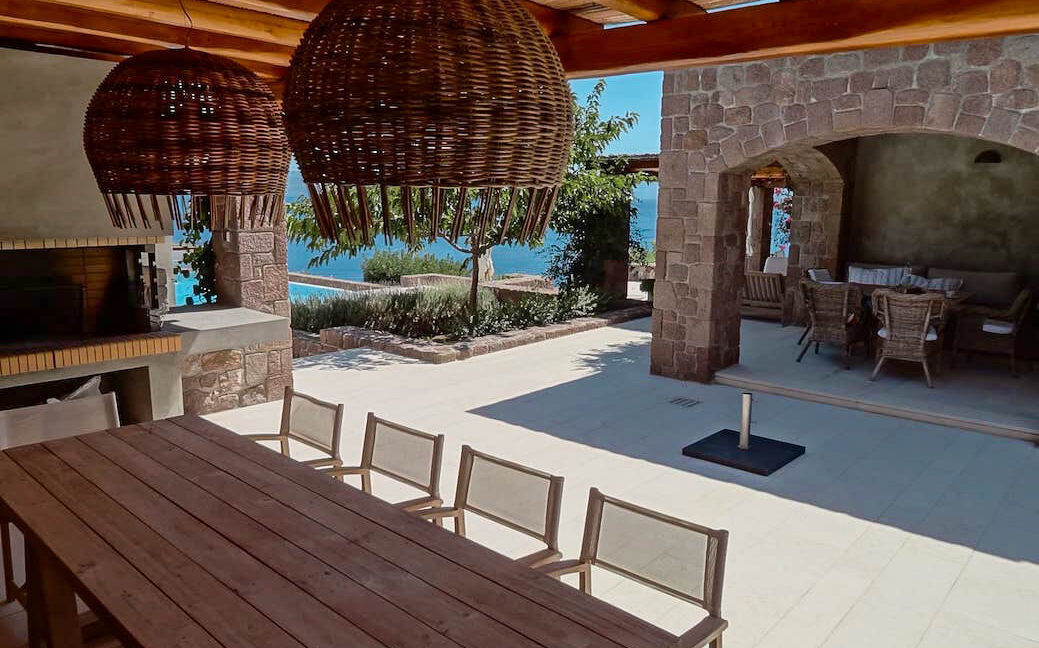 Seafront Villa for sale in Aegina Island Greece for sale 3