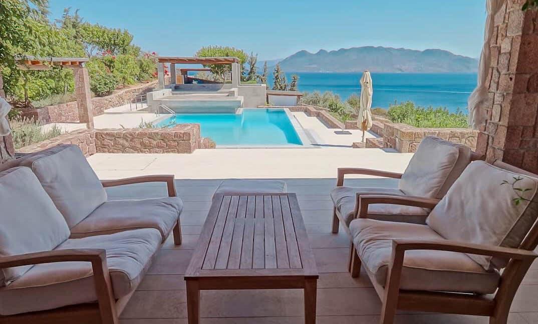 Seafront Villa for sale in Aegina Island Greece for sale 4