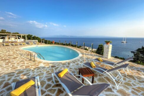 Villa Paxos Greece near Corfu, Properties for Sale Paxoi Greece 18