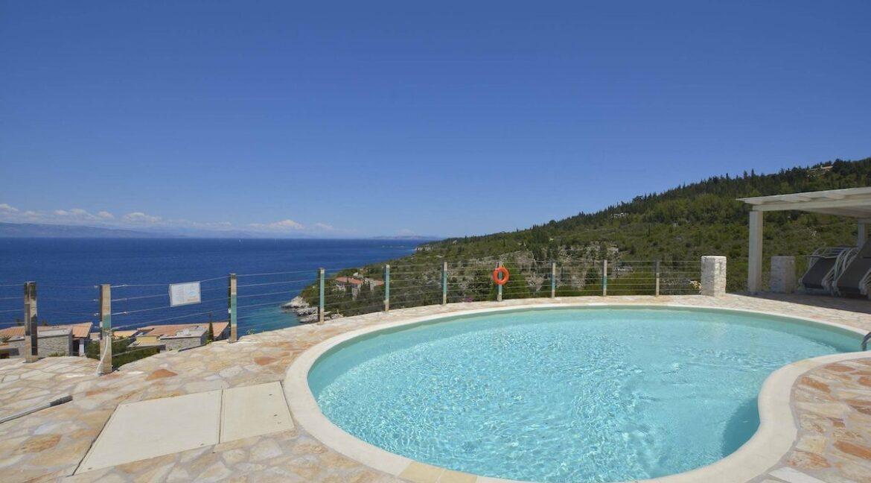 Villa Paxos Greece near Corfu, Properties for Sale Paxoi Greece 19