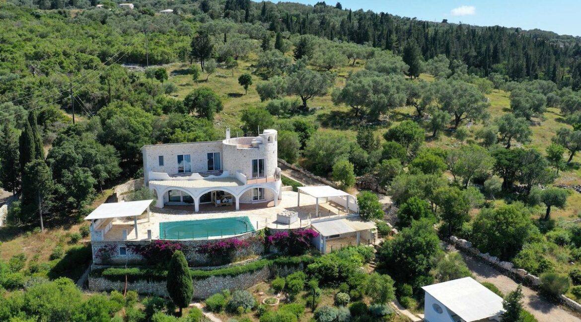 Villa Paxos Greece near Corfu, Properties for Sale Paxoi Greece