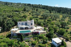 Villa Paxos Greece near Corfu, Properties for Sale Paxoi Greece