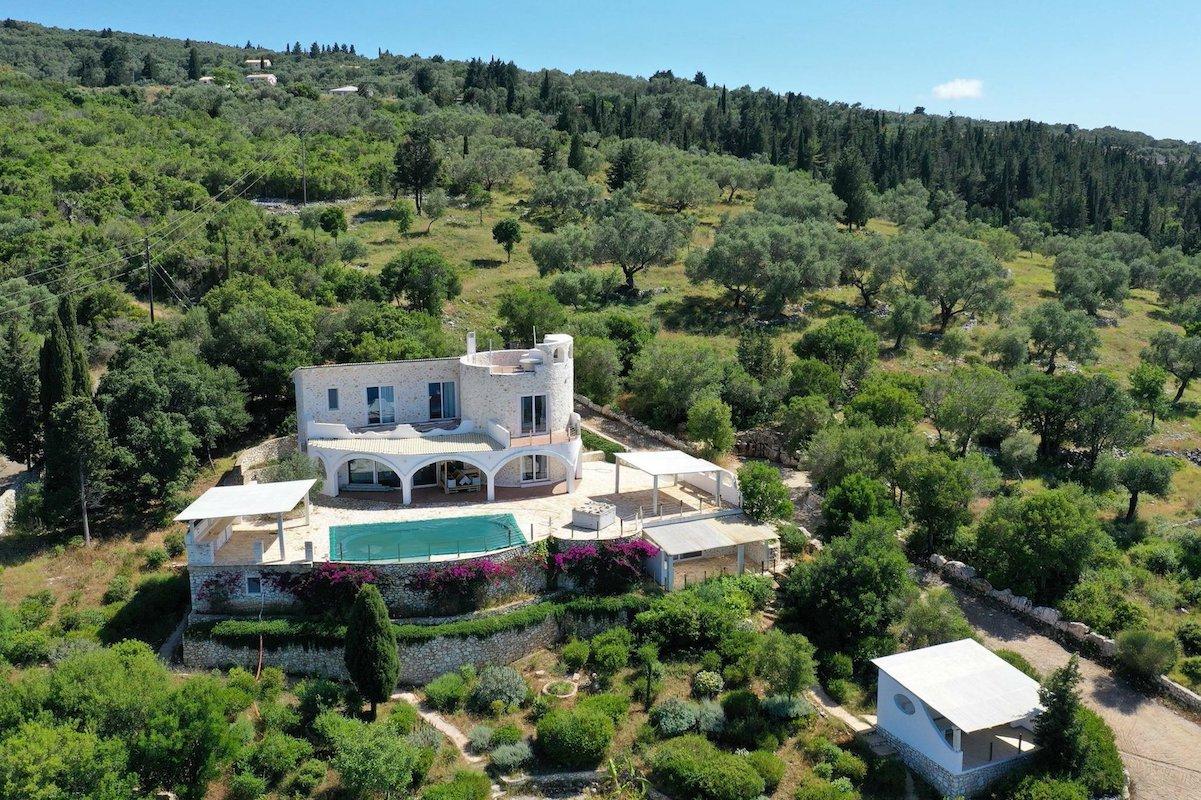Large Villa Paxos Greece near Corfu
