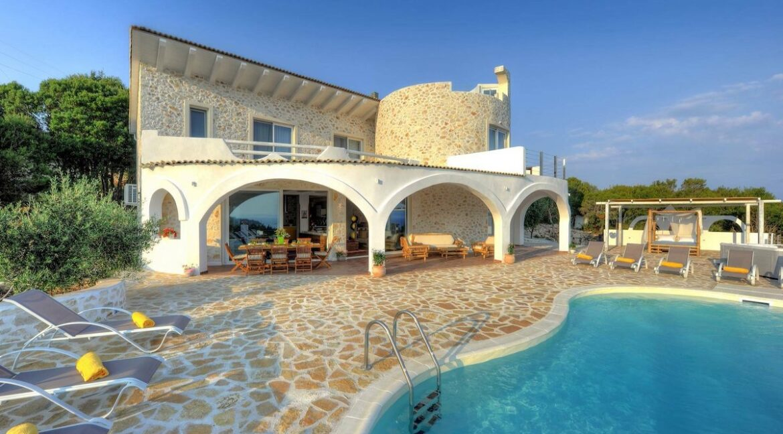 Villa Paxos Greece near Corfu, Properties for Sale Paxoi Greece 21