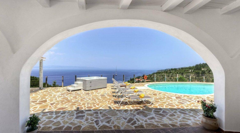 Villa Paxos Greece near Corfu, Properties for Sale Paxoi Greece 5