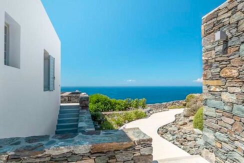 Villa for Sale in Syros Island Greece, Property Cyclades Greece 20