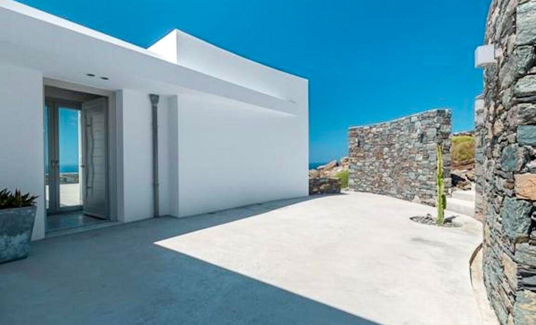Villa for Sale in Syros Island Greece, Property Cyclades Greece 21