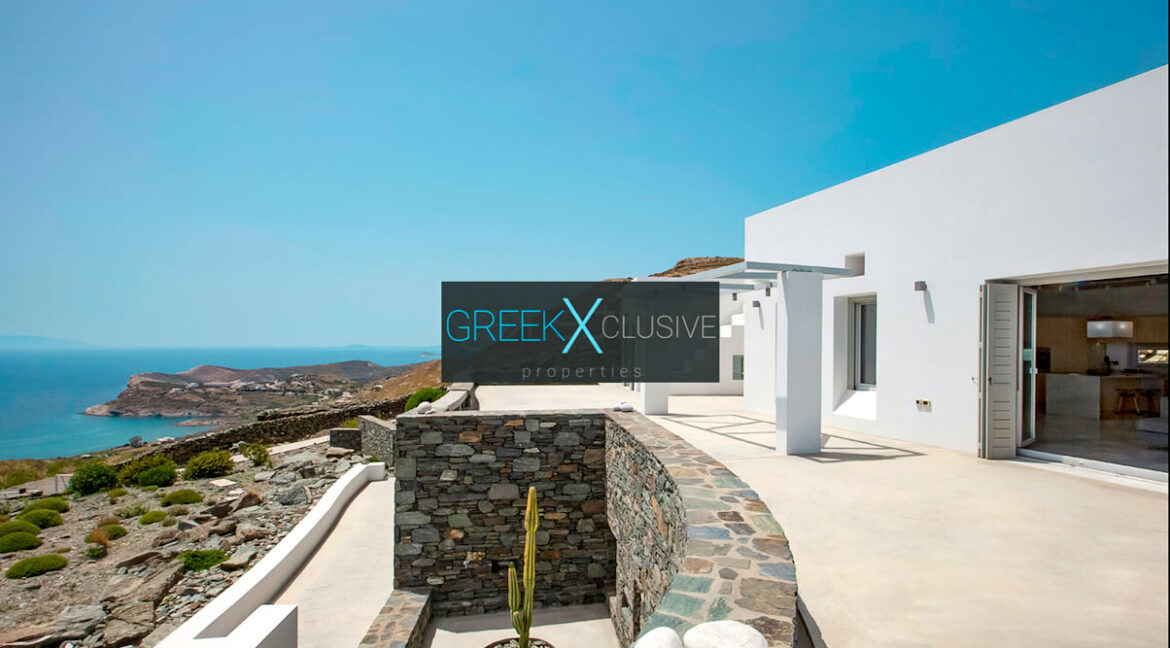 Villa for Sale in Syros Island Greece, Property Cyclades Greece 34
