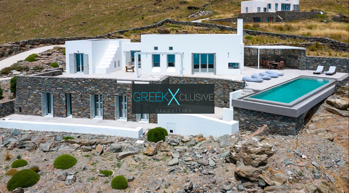 Villa for Sale in Syros Island Greece, Property Cyclades Greece 36