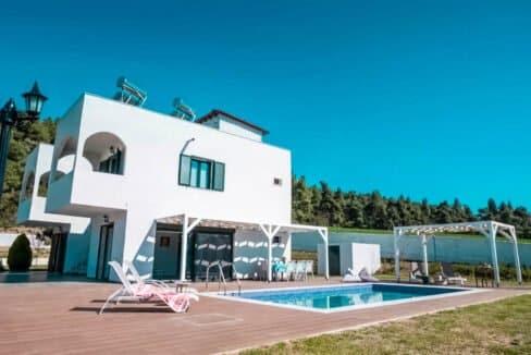 Villa for sale Siviri Halkidiki, Kassandra Property Chalkidiki for sale 26