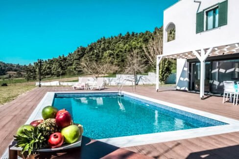 Villa for sale Siviri Halkidiki, Kassandra Property Chalkidiki for sale 8