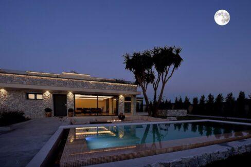 Villa in Corfu Greece for sale , Agios Georgios, Luxury Corfu Homes for sale 1