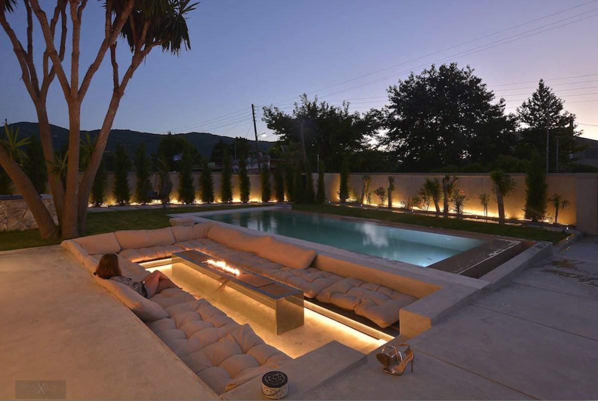 Nice Villa in Corfu, Agios Georgios