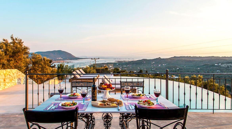 Villa in Lefkada Island Greece for sale. Lefkada Greece Properties 1