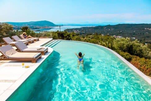 Villa in Lefkada Island Greece for sale. Lefkada Greece Properties 2