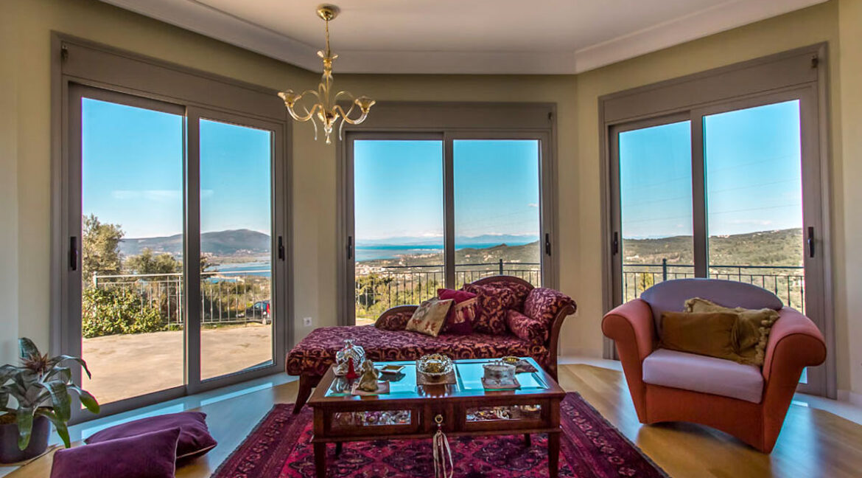 Villa in Lefkada Island Greece for sale. Lefkada Greece Properties 20