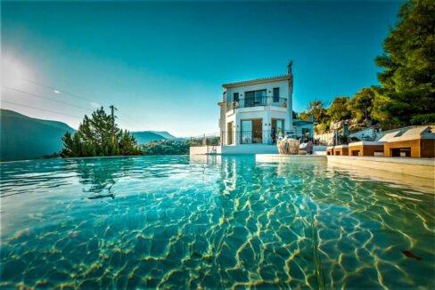 Villa in Lefkada Island Greece for sale. Lefkada Greece Properties 30