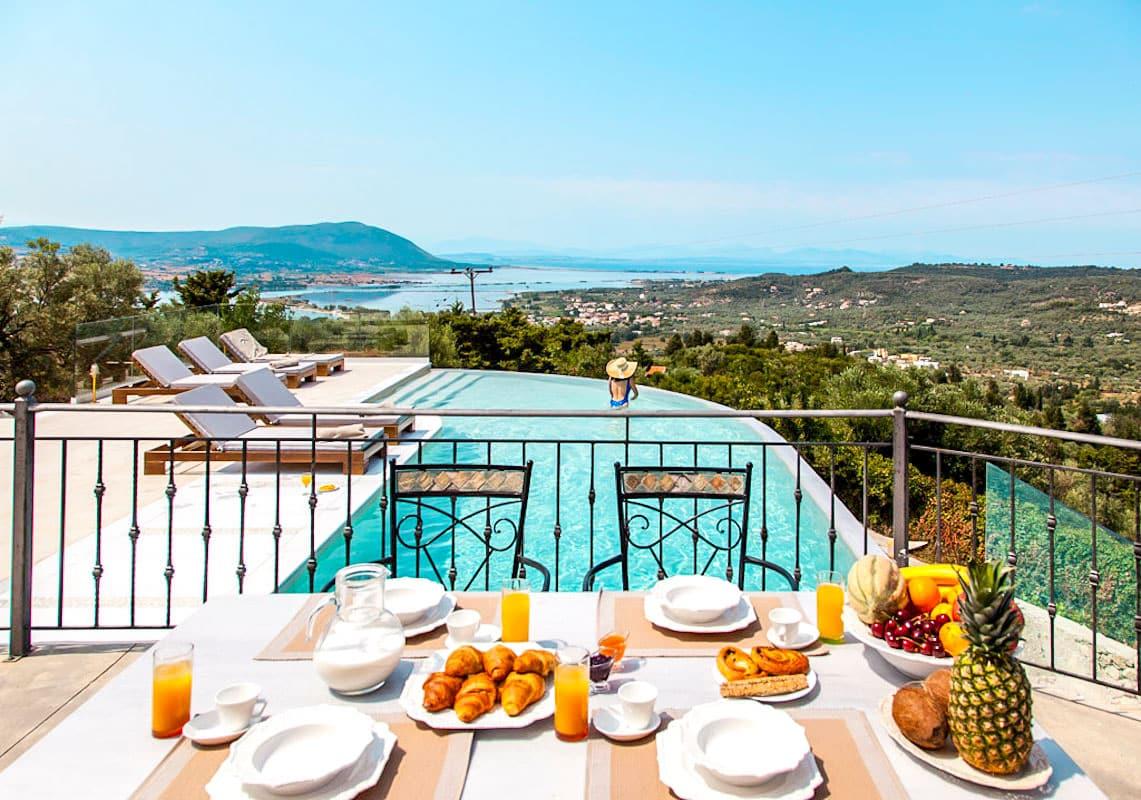 Amazing Villa in Lefkada Island Greece