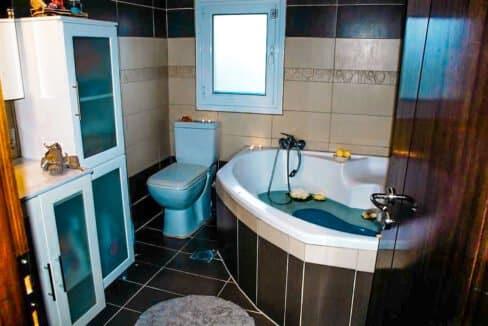 Corfu villa for sale, Corfu Property with sea View and pool 1