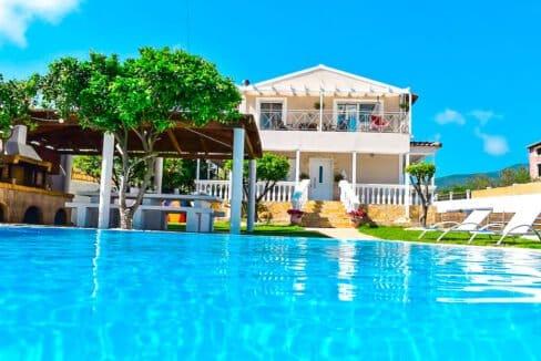 Corfu villa for sale, Corfu Property with sea View and pool 19