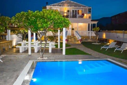 Corfu villa for sale, Corfu Property with sea View and pool 21