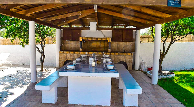 Corfu villa for sale, Corfu Property with sea View and pool 22