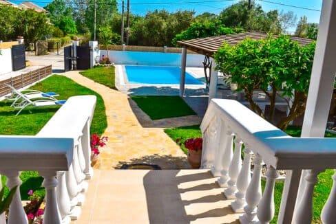 Corfu villa for sale, Corfu Property with sea View and pool 23