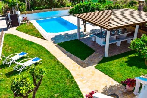 Corfu villa for sale, Corfu Property with sea View and pool 25