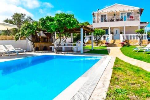 Corfu villa for sale, Corfu Property with sea View and pool 26