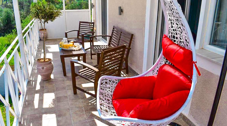 Corfu villa for sale, Corfu Property with sea View and pool 27