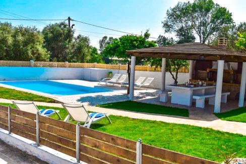 Corfu villa for sale, Corfu Property with sea View and pool 29