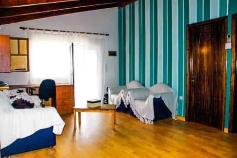 Corfu villa for sale, Corfu Property with sea View and pool 33