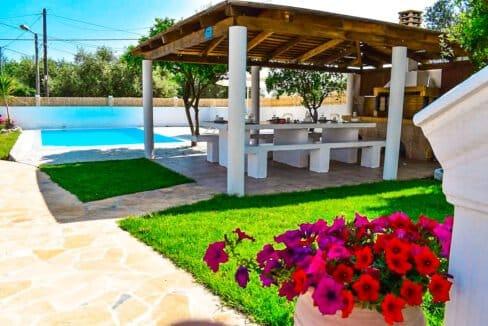 Corfu villa for sale, Corfu Property with sea View and pool 36