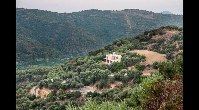 House for Sale at Chania Crete, Villa at Platanias Crete for sale. Crete Greece Properties