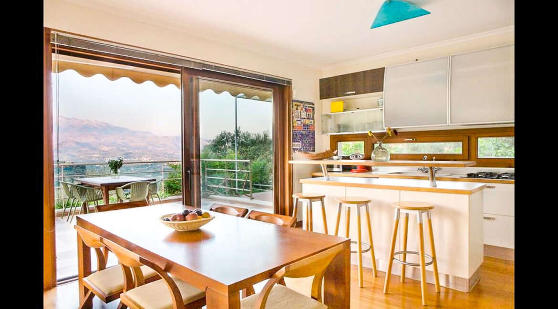 House for Sale at Chania Crete, Villa at Platanias Crete for sale. Crete Greece Properties 12