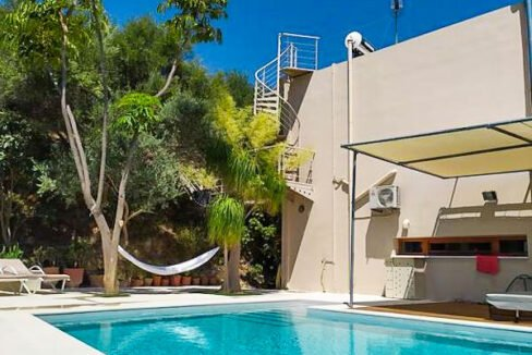 House for Sale at Chania Crete, Villa at Platanias Crete for sale. Crete Greece Properties 17