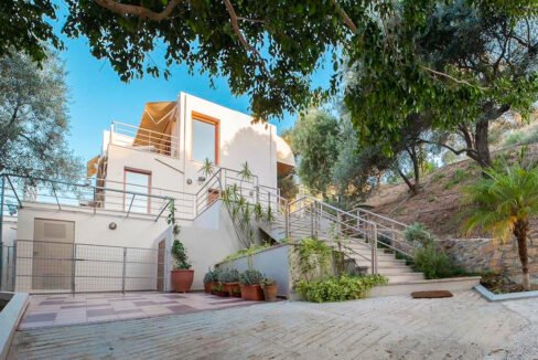 House for Sale at Chania Crete, Villa at Platanias Crete for sale. Crete Greece Properties 2