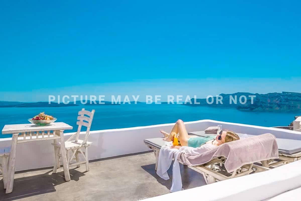 Luxury Caldera Suite Oia Santorini, Luxury Caldera Suite