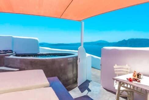 Luxury Caldera Suite Oia Santorini Greece for sale. Santorini Properties 12