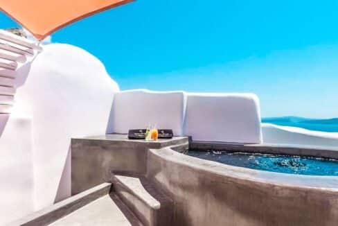 Luxury Caldera Suite Oia Santorini Greece for sale. Santorini Properties 7