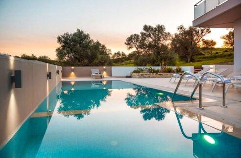 Luxury Villa for Sale Heraklio Crete in Greece, Property in Crete Island for sale. Real Estate Crete Greece
