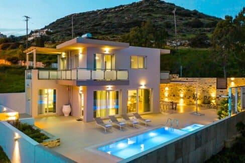 Luxury Villa for Sale Heraklio Crete in Greece, Property in Crete Island for sale. Real Estate Crete Greece 4