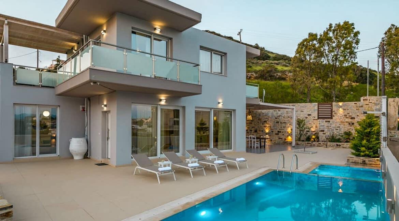Luxury Villa for Sale Heraklio Crete in Greece, Property in Crete Island for sale. Real Estate Crete Greece 42