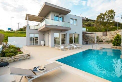 Luxury Villa for Sale Heraklio Crete in Greece, Property in Crete Island for sale. Real Estate Crete Greece 8