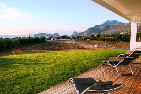 Luxury Villa for sale in Falassarna Chania Crete, Properties Crete Greece. 3