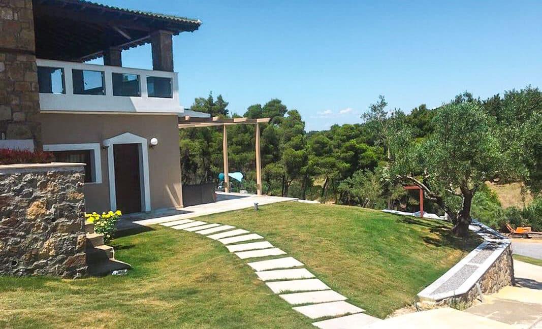 Mansion with helipad in Halkidiki Greece, Luxury Estate in Chalkidiki Greece for sale 19